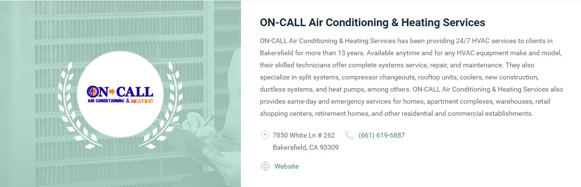 oncall-heat-and-air-serive-air-conditioning
